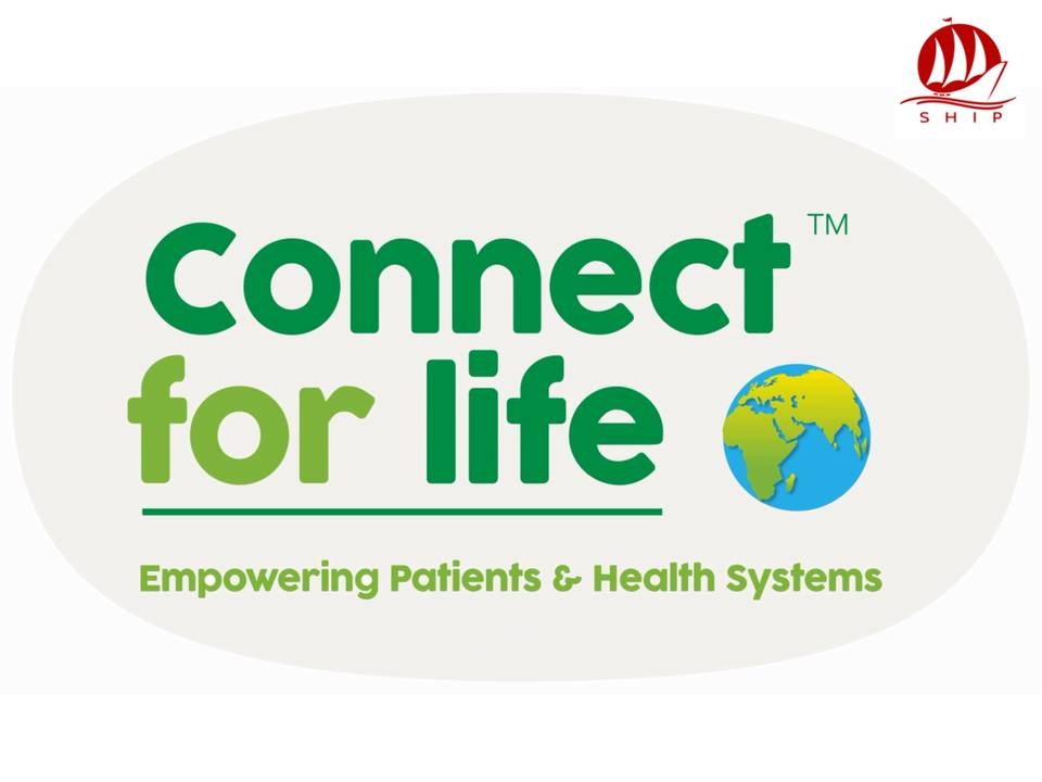 Connect for Life logo